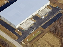 New Construction - Warehouse Space